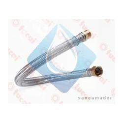 """Conexión flexible 1/2"""" x 1/2""""MH L: 300 mm"""
