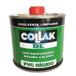 Disolvente limpiador COLLAK 500ml Profesional