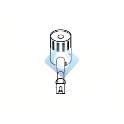 Quemador Acumulador AQGAS C saunier duval