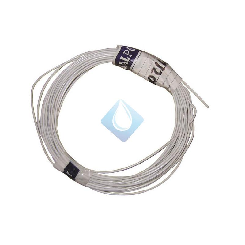 Cable de acero plastificado para uni n de m dulos 2 5 mm for Cable para internet precio por metro