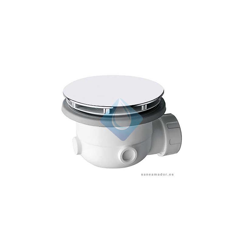 Desag e sif nico inspeccionable plato de ducha sif n 120 for Recambios sanitarios gala