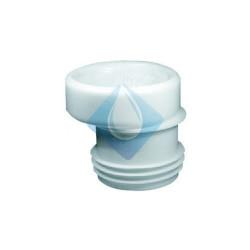 Manguito inodoro elastico WC Excentrico
