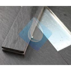 Plato ducha lineal a nivel de suelo kit lamina 1500 x 2000 mm for Desague plato ducha