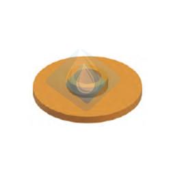 Goma cierre Cisterna con cuello para descargadro cisterna baja