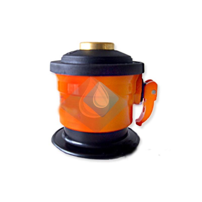 Regulador camping para botellas 6 12 5 kg ac - Botella camping gas ...