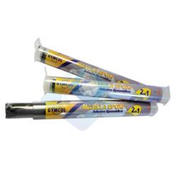 Masilla EPOXI 125 gr. Gycoml adesivo epossidico 2 en 1