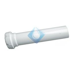 """Alargadera  tubo lisos  40 Ø x 1 1/2"""""""