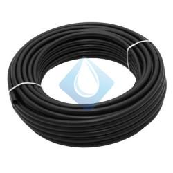 Microtubo de polietileno 4x6 para microirrigación (25 mtrs)
