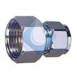 "Reducción hermeto para instalación en tuberia de cobre Ø12 a 1/2"""
