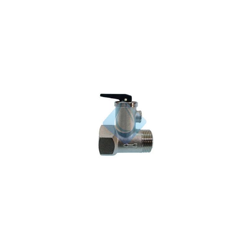Valvula de seguridad termo 3 4 8 bar for Valvula de seguridad termo electrico