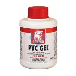 Pegamento PVC Gel 500 ml Griffon