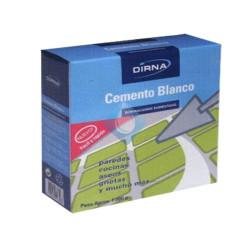 reparacion en el hogar Cemento blanco Box 1 Kg.