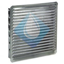 Rejilla 165 x 165 mm ventilación empotrar