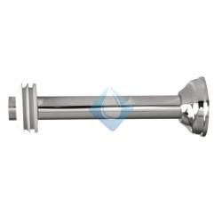 Abrazadera para tubos de descarga 26x28 mm