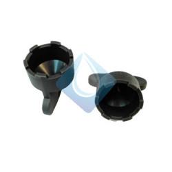 Llave para aireador oculto 24 mm
