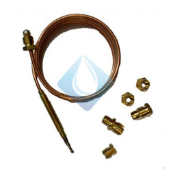 Termopar calentador standard KIT - 1200 mm