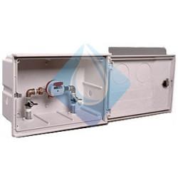Armario pared para contador agua