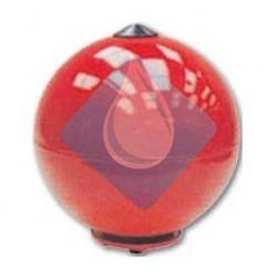 Hidroesfera a membrana. Capacidad 25 lts. Con membrana EPDM. Presión máxima 8 kg/cm2. Conexión 1