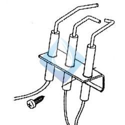 Electrodos de encendido  SAUNIER DUVAL  OPALIA C