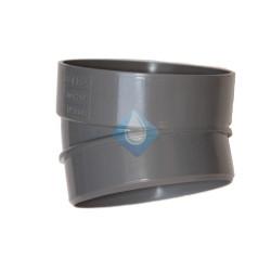 Codo PVC 110 x 15º M-H