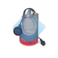 Bomba  Achique aguas limpias sumergible con interruptor de  nivel.