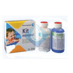 Kit mini pool 0.5 kg/0.5 lts