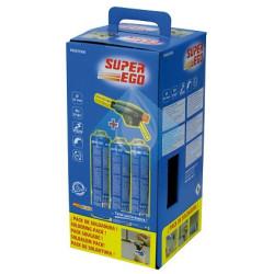 Pack de Soldadura Segofire Piezo + 3 BTP 300  SUPER-EGO