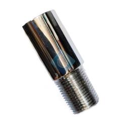 """Alargadera cromo latón 3/8"""" x 3 mm"""