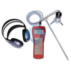 Detector de fugas por sonido Super Ego Geófono LOG1