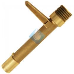 """Llave de bayoneta para hidrantes 3/4x1/2"""""""