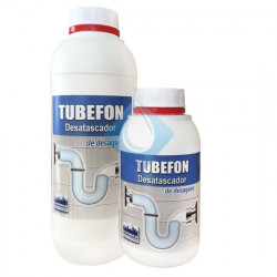 Desatascador tuberias Tubefon 2 Kg.
