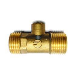 """Grifo llave llenado entrada agua  calentador 1/2"""" MM"""