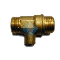 """Grifo llave llenado entrada agua calentador 1/2"""" mm SD"""