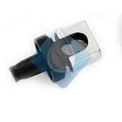 Abrazadera tubo Ø 10 mm