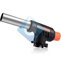 Soplete gas con piezo- regulador de potencia. ECO