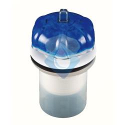 Valvula Water/stop + con kit fijación  + Ambientador Lavanda
