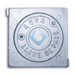 Puerta para llave de paso Tornillo Seguridad Dimensiones: 200 x 200 mm