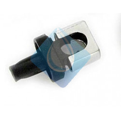 Abrazadera tubo Ø 12 mm