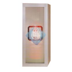 Armario para Extintor portatil de  6 y  9 Kgs. de polvo ABC