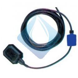 Interruptor de nivel aguas Limpias 20 Tipo IN -20 con 2 metros de cable, contrapeso y prensa cable.