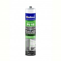 Sellador de poliuretano GRIS  Quilosa PU40