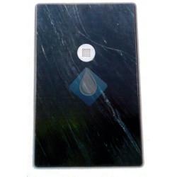 Plato ducha Piedra Natural Negro