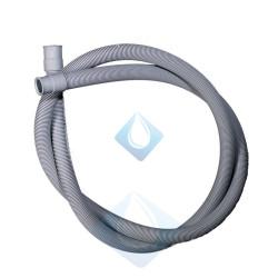 Tubo descarga lavadora  PVC 3 mtrs.