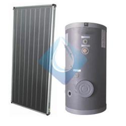 Equipo solar Forzado 150 200 y 300  litros