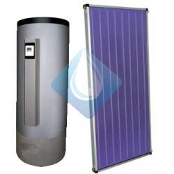 Equipo solar ForzadoDRAIN.BACK