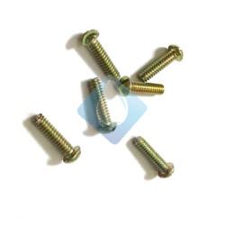 Tornillo para Abrazadera  M6 x 17 mm