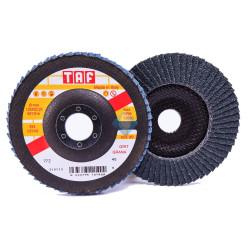 Disco de ZIRCONIO inclinado  125 mm x 22,23